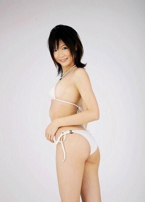 筒井美香 エロ画像39枚!おっぱいやお尻が抜ける水着グラビア