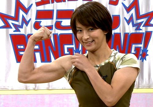 【画像】水野裕子(36)とかいう筋肉美女wwwwwwwwwwwwwwwwwww