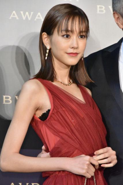 【画像】最新の桐谷美玲さんの肉体がヤバいwwwwww