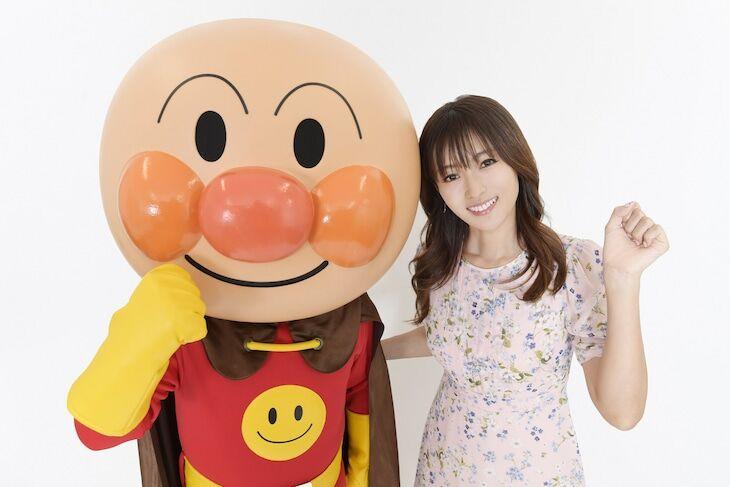 【映画】深田恭子、映画『それいけ!アンパンマン』最新作で念願のゲスト声優に!作品愛あふれるメッセージ動画も公開