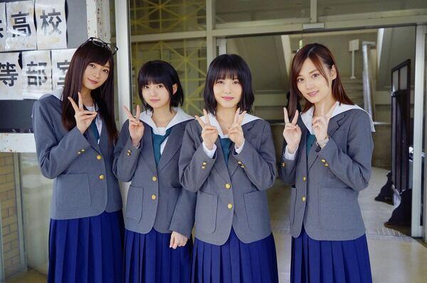 【画像】女優・浜辺美波さん、乃木坂の1.5軍に公開処刑されてしまうwww
