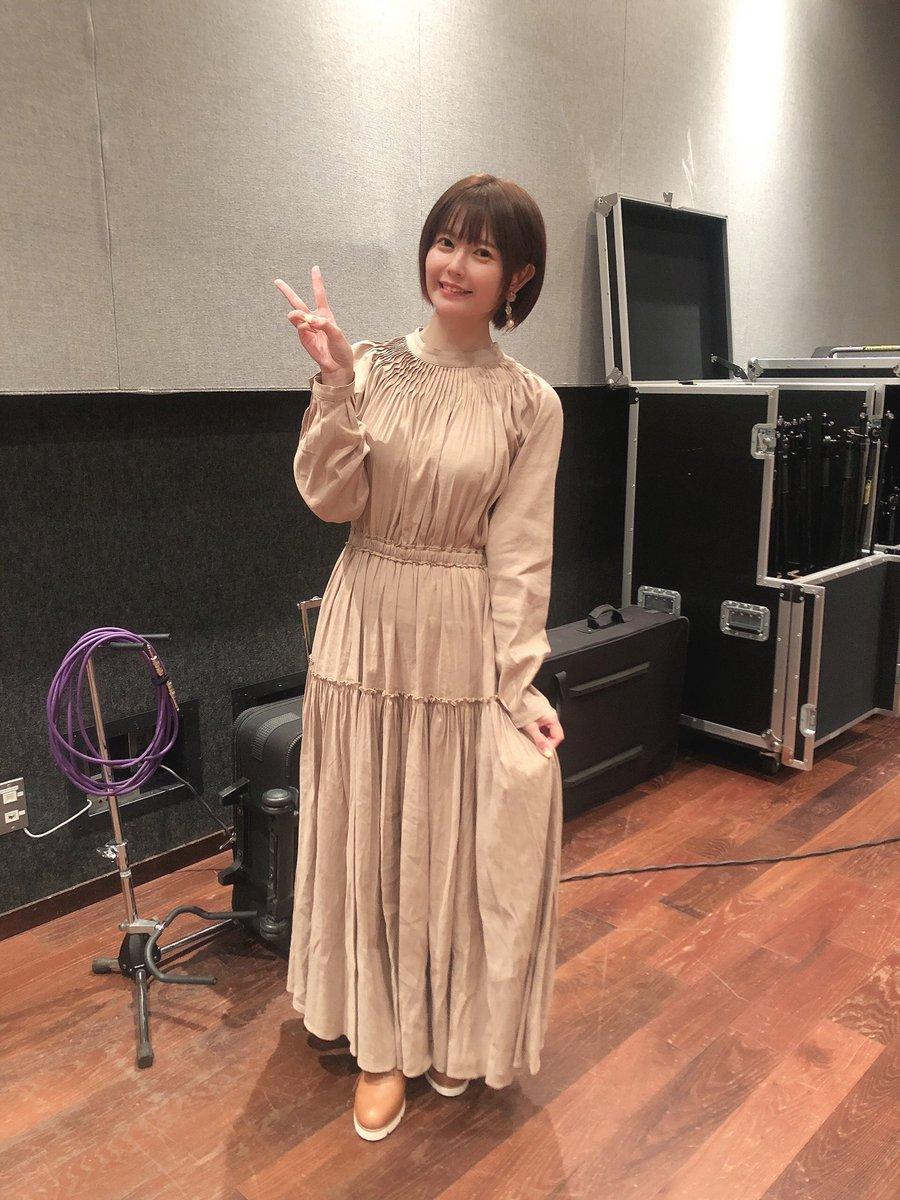【画像】声優  竹達彩奈さん、可愛いし着衣おっぱいがタマラン!!