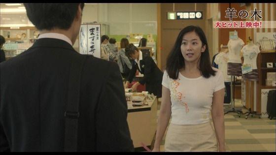 【画像】優香が映画でドスケベな着衣巨乳を晒してるぞ!!