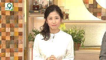 桑子真帆(NHK)171227ニュースウオッチ9