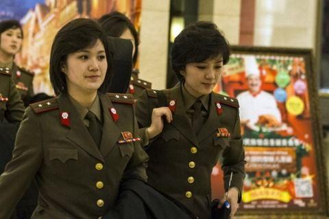 北朝鮮美人工作員の超絶SEX奥義