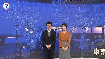 井上あさひ 渡辺蘭(NHK)171210ニュース7