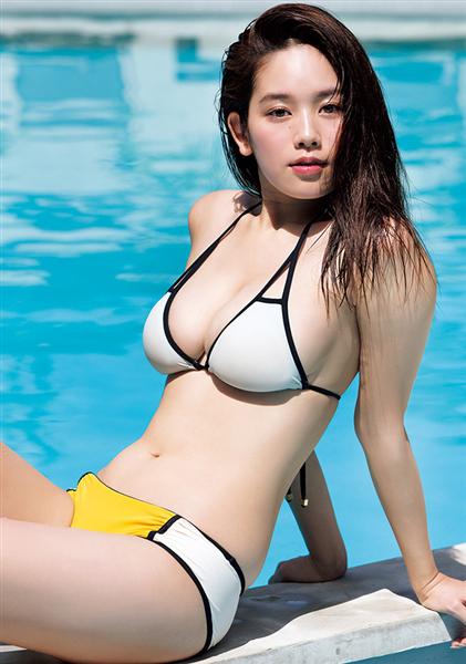 【画像GIF】筧美和子がほんまえげつないおっぱいしてるwwww