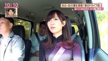 速水里彩(東海テレビ)171030スイッチ GIF有