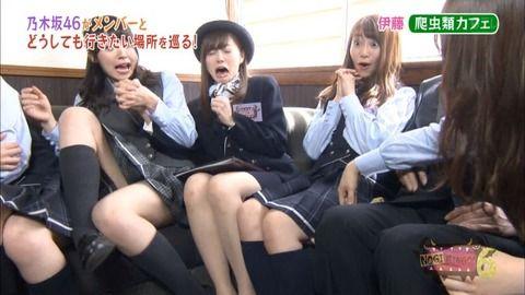 【画像】乃木坂46で一番エロかったシーン