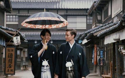 【朗報】日本人とアメリカ人のゲイカップル、金沢で結婚式を挙げるwwwwwwwwwwww