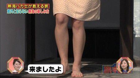 鈴木ふみ奈 フミナップルの露天風呂Iカップおっぱいセクシー画像