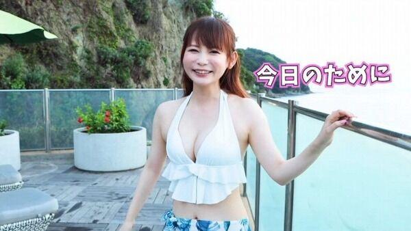 【画像】中川翔子(36)、熊田曜子(39) なぜアラフォービキニが人々を魅了するのか?