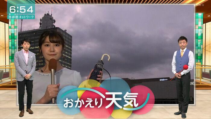 【NHK気象予報士】市村紗弥香さんがブラを透けさせてスケベだと話題に