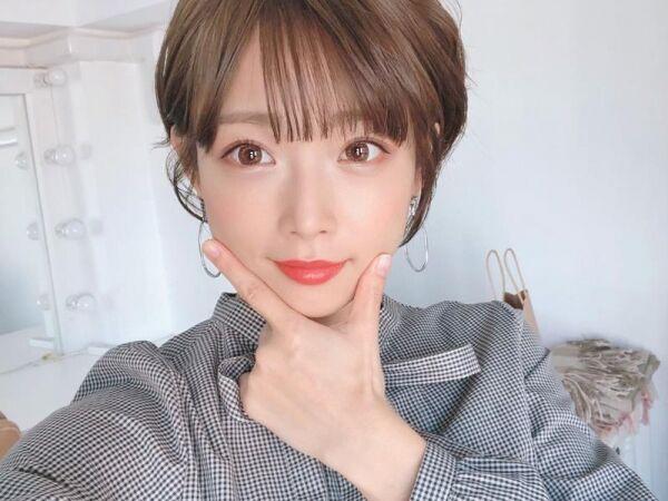 塩地美澄アナ、ノーパンでテレビ出演か