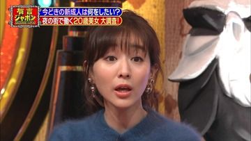 田中みな実 180112有吉ジャポン(TBS)