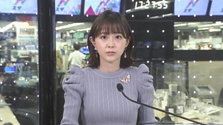 若林有子 エロおっぱい ニュース 211009