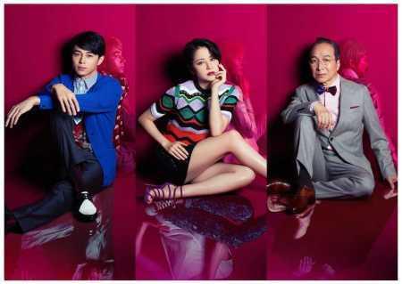 【画像】長澤まさみ、11年ぶりフジ「月9」主演 詐欺師役、コスプレも注目