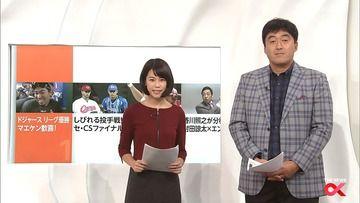 鈴木唯(フジ)171020 THE NEWS α