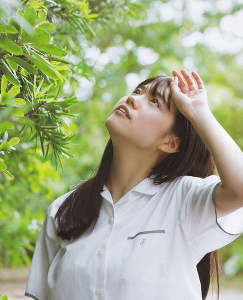 HKT48田中優香は凄いよ、ほんとに凄い 42枚