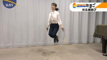 大江麻理子 相内優香 片渕茜(テレ東)171031 WBS