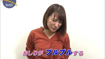 大江麻理子 片渕茜 北村まあさ(テレ東)171114 WBS