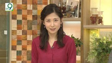桑子真帆 保里小百合(NHK)180104ニュースウオッチ9