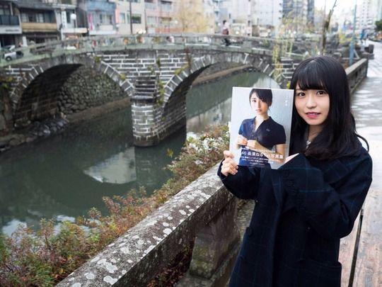 【画像】写真集大ヒットの欅坂46・長濱ねる、地元凱旋 感激で泣いてしまう女子高生も「長崎の誇りです」