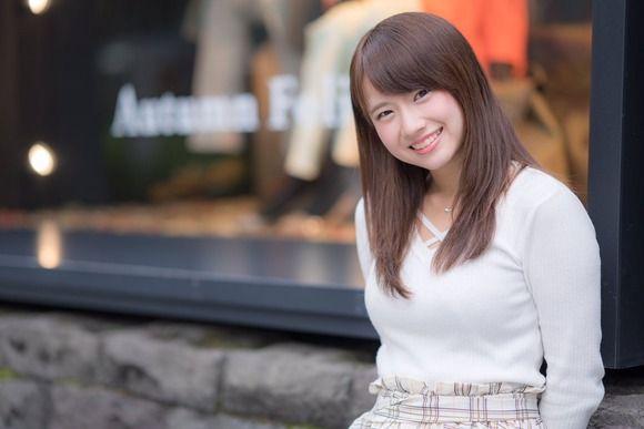 【画像】ミス理科大候補の有馬美咲さん(20)、おっぱい大きくて可愛い!