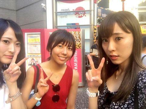 【画像】元AKBで元セクシー女優の橘梨紗ちゃんの現在www