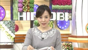 江藤愛 日比麻音子(TBS)171031ひるおび