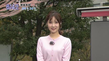 野村彩也子 タンクトップ透け 201123