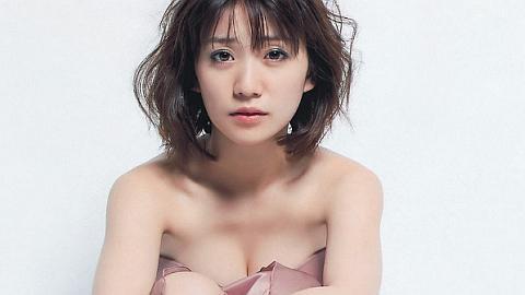 大島優子に脱ぎたがり極秘ヌード撮影の裏情報。