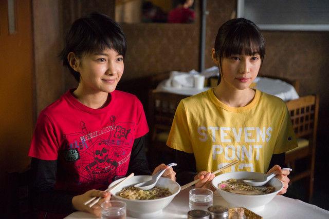 【映画】中村ゆりか&葵わかな共演!伝説のウェブマンガ『ラーメン食いてぇ!』が実写映画化