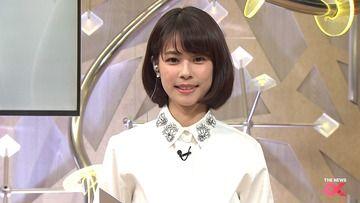 鈴木唯(フジ)180214 THE NEWS α