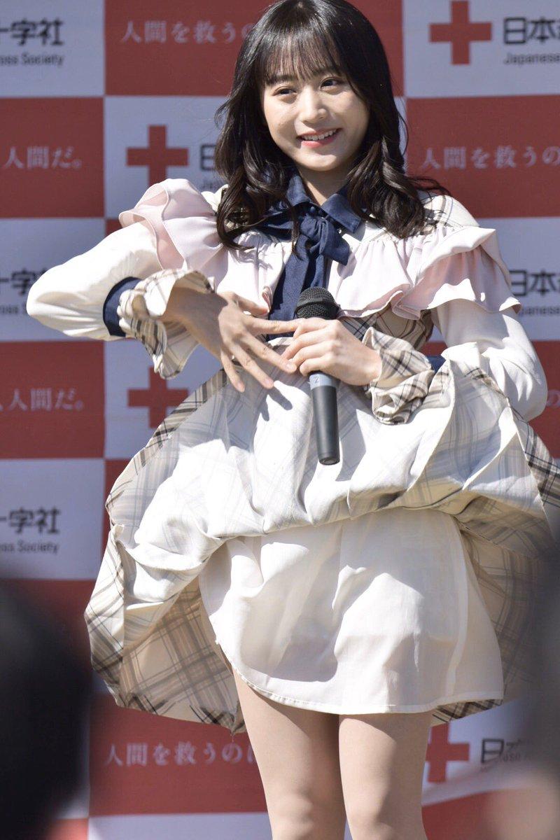 【画像8枚】AKB48 坂口渚沙ちゃん、パンチラだ!と思ったら・・・