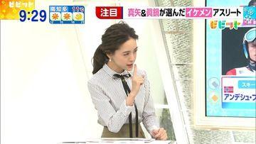 古谷有美(TBS)180223ビビット