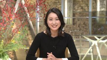 小川彩佳 森川夕貴(テレ朝)171031報道ステーション(2/2)