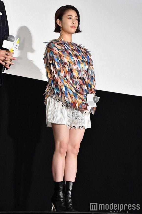 【画像】高畑充希、超ミニスカートのエロ衣装披露