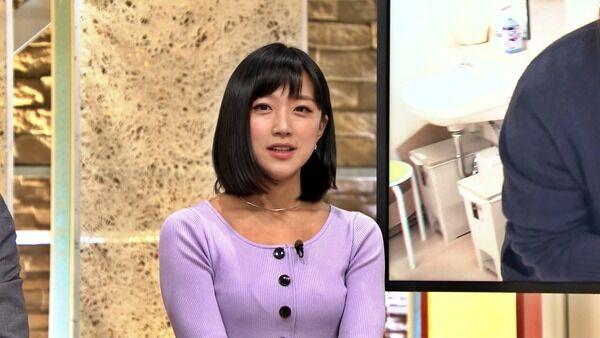 【画像】やっぱり芸能界に戻ってきた元テレ朝・竹内由恵アナ