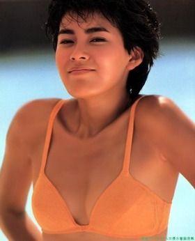 80年代アイドル 網浜直子水着ビキニグラビア「28枚」