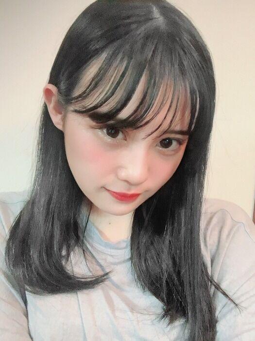【画像】HKT48の村川ビビアンが結構エロい身体をしてる