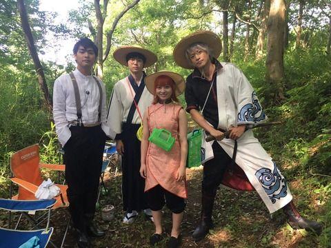【画像】女優の橋本環奈さん、ガチでただのドラム缶な件について