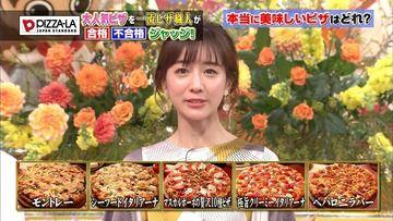 田中みな実 伊東楓 180126ジョブチューン(TBS)