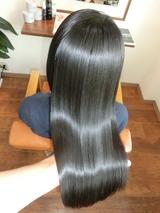 Bloom hair