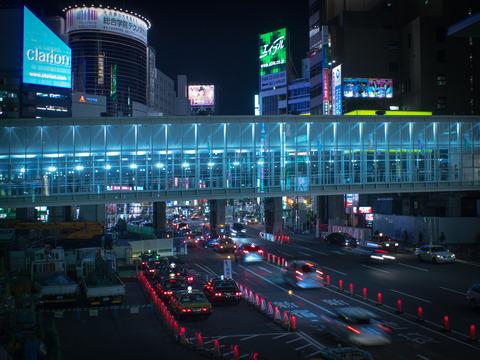 散策 [渋谷駅] : PEN E-P3 + Super-Multi-Coated TAKUMAR 28mm F3.5