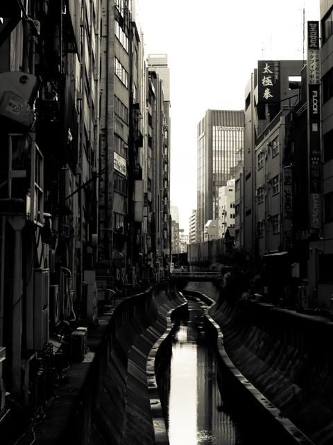 散策 [渋谷] : PEN E-P3 + AF-S NIKKOR 28mm f/1.8G