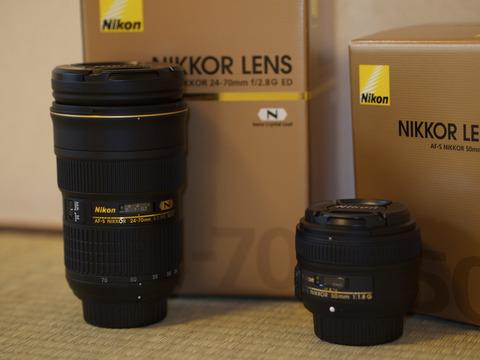 機材 [沼] : Nikon D800E を買う(5)