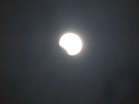 天体観測 [皆既月食]:PEN E-P3 + OZUNON GMC AUTO TELE LINER-ZOOM F5.6 75-300mm