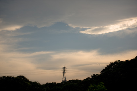 散策 [Tower] : D800E + AF-S NIKKOR 70-200mm f/2.8G ED VRII @70mm