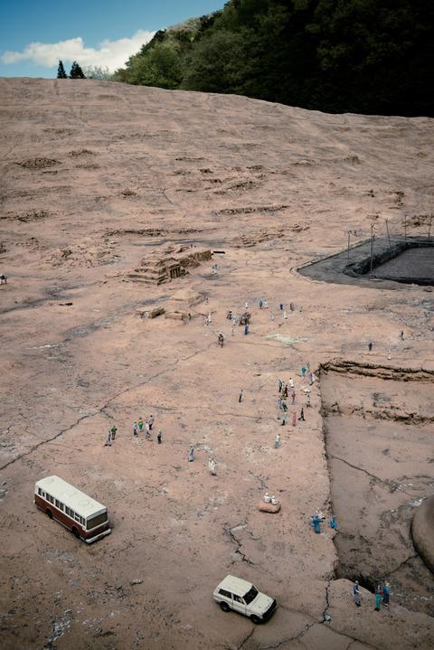 散策 [東武ワールドスクウェア/エジプト] : D800E + AF-S NIKKOR 16-35mm f/4G ED VR